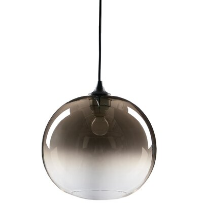 Mandal 1-Light Mini Globe Pendant