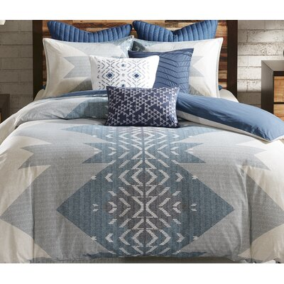 Nova 3 Piece Comforter Set Size: Full/Queen