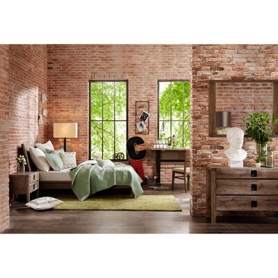 Oaktown 3 Drawer Dresser with Mirror