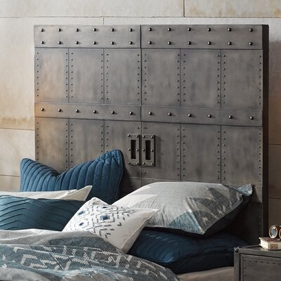 Cearbhall Queen Panel Headboard