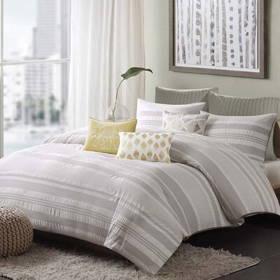 Lakeside 3 Piece Reversible Comforter Set Size: Full / Queen
