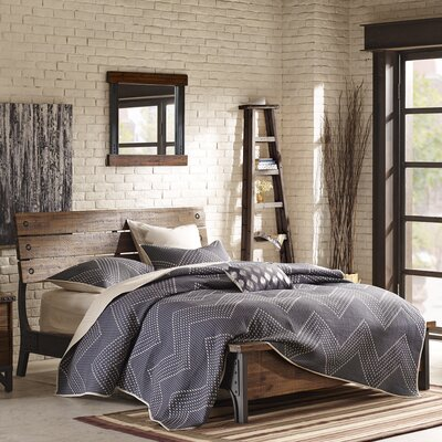 Lancaster Platform Bed Size: King