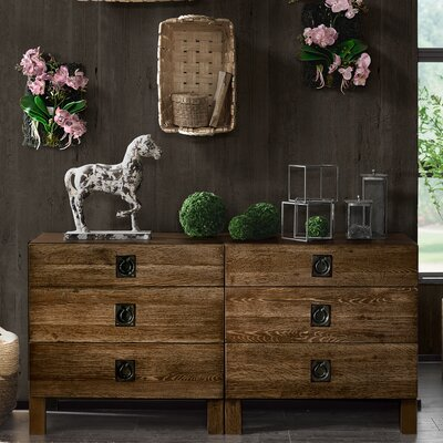 Oaktown 3 Drawer Dresser