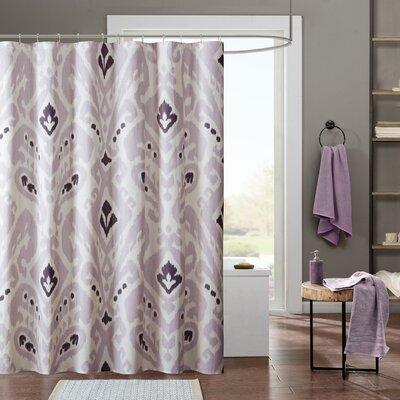 Sasha Cotton Shower Curtain