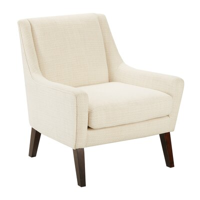 Caulfield Armchair Upholstery: Cream