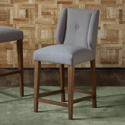 Portland 45 Bar Stool with Cushion