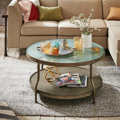 Celestiel Round Coffee Table