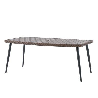 Avery Boat Dining Table