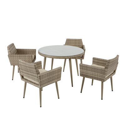 Avery 5 Piece Dining Set