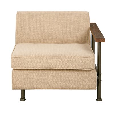 Atlanta One Arm Lounge Chair