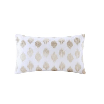 Stella Dot Cotton Lumbar Pillow