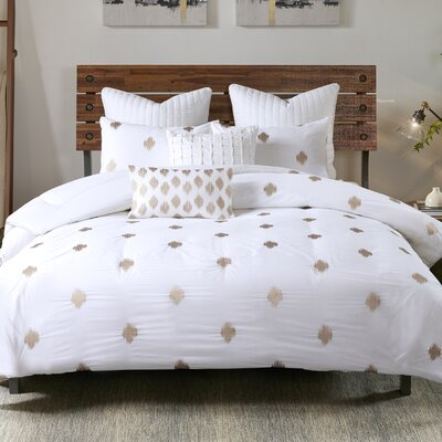 Stella Dot 3 Piece Comforter Set Size: King/California King