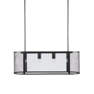 Hopkins 4-Light Kitchen Island Pendant