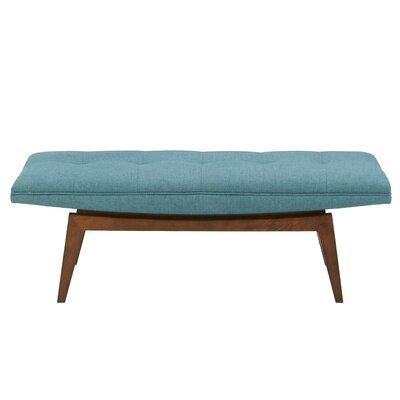 Pleasant Langley Street Altizer Upholstered Bench Caraccident5 Cool Chair Designs And Ideas Caraccident5Info