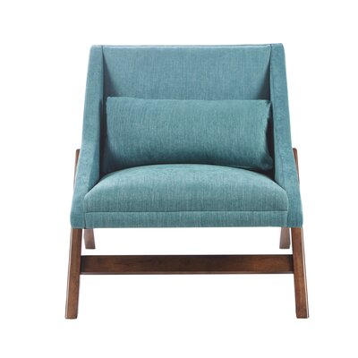 Deerpark Lounge Chair Upholstery: Blue