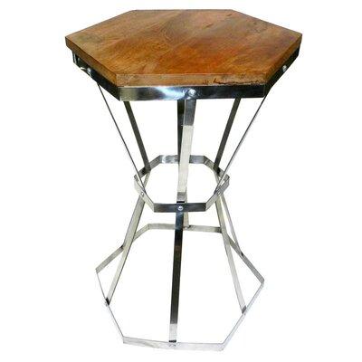 Barclee Steel Side Table