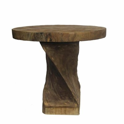 Cicely Wooden Round Bistro Table
