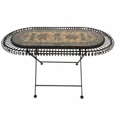 Burroway Mosaic Bistro Table