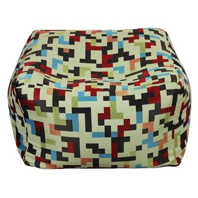 Chaida Fabric Ottoman
