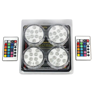 6 Piece Remote Control Dimmer Set