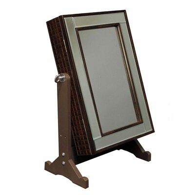 Quitman Jewelry Armoire with Mirror