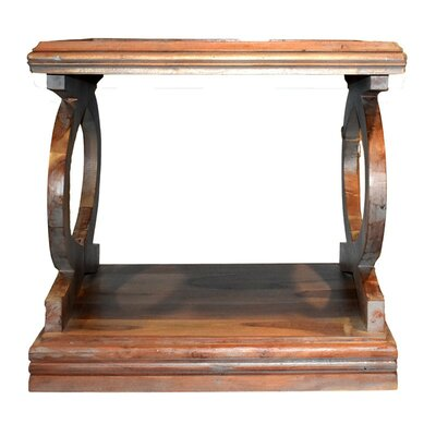 Lataif Wood End Table