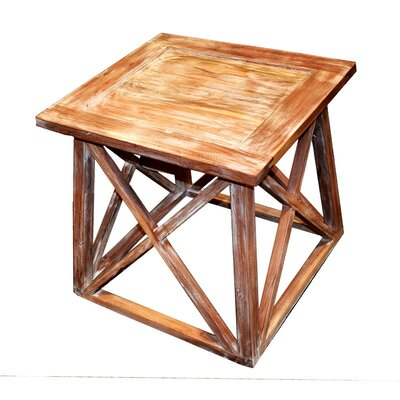 Fearon Wooden End Table