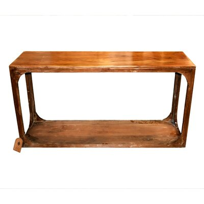 Srouder Wooden Coffee Table