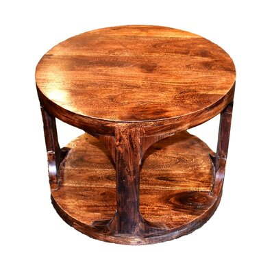 Engleman Wooden End Table