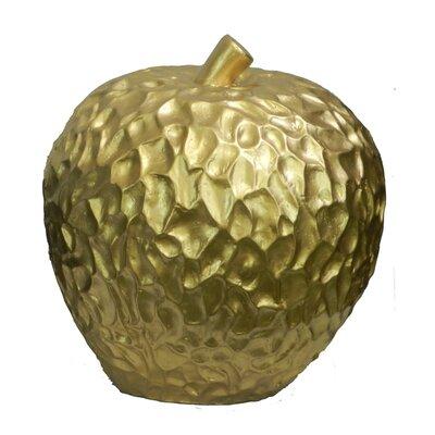 Bolinger Polyresin Apple Large Sculpture