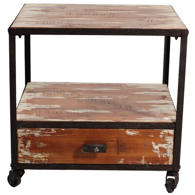 Roshawna End Table