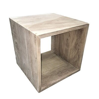 Liana Square End Table