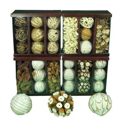 Pyburn 4 Boxe Decoration Ball Set (Set of 4) E1D1C95C9E7B4D69B69563F9B51DD4AE