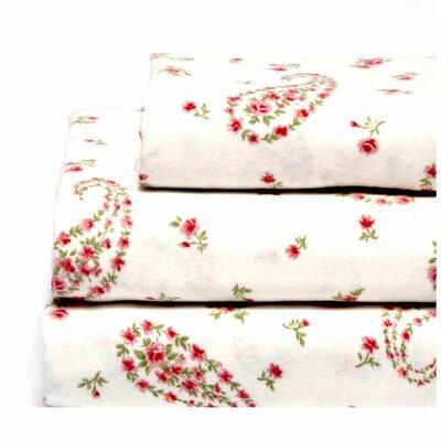 Bristol Flannel Sheet Set Size: Twin