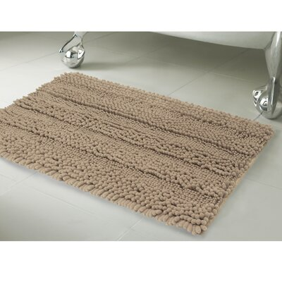 Astor 2 Piece Bath Rug Set Color: Linen