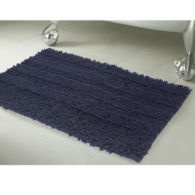 Astor 2 Piece Bath Rug Set Color: Indigo