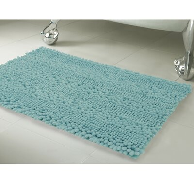 Astor 2 Piece Bath Rug Set Color: Aqua
