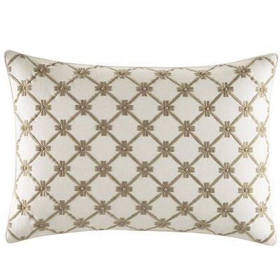 Almeida Embroidered Breakfast Lumbar Pillow 215530