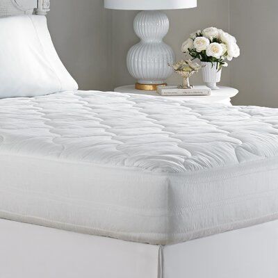 Polyester Mattress Pad Size: California King