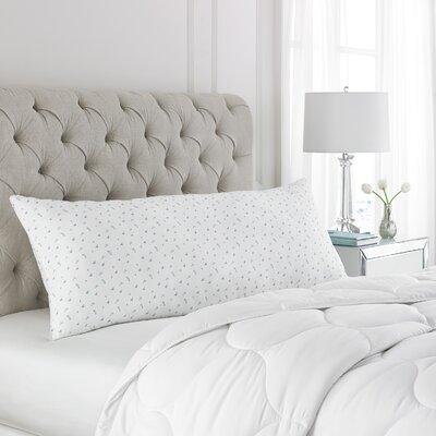 Abbeville Firm Density Polyfill Body Pillow