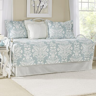 Rowland Breeze 5 Piece Twin Daybed Quilt Set