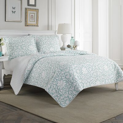 Mia Quilt Set Size: King