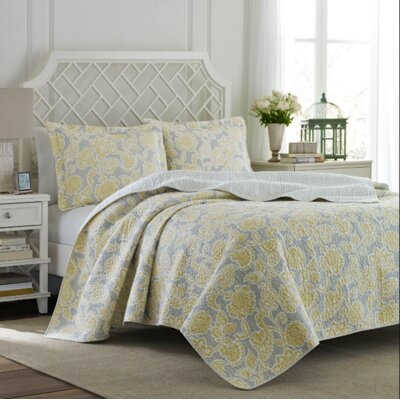 Joy Quilt Set Size: Full / Queen