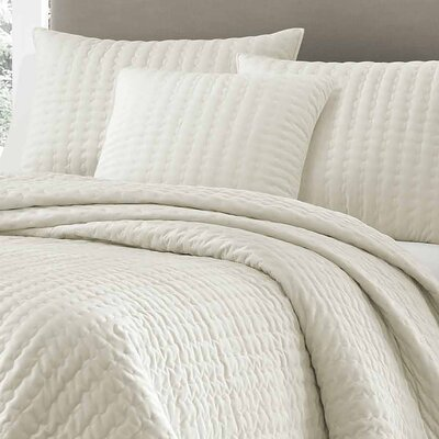 Bleigh Throw Pillow Color: Ivory