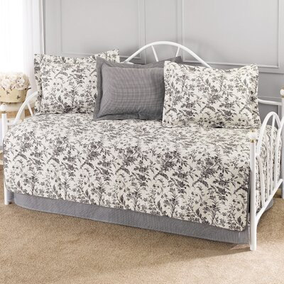 Ainsley 5-Piece Daybed Quilt Set by Laura Ashley 191603