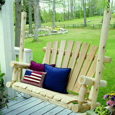 Porch Swing Size: 4 W