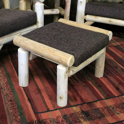 Ottoman Upholstery: Unfinished