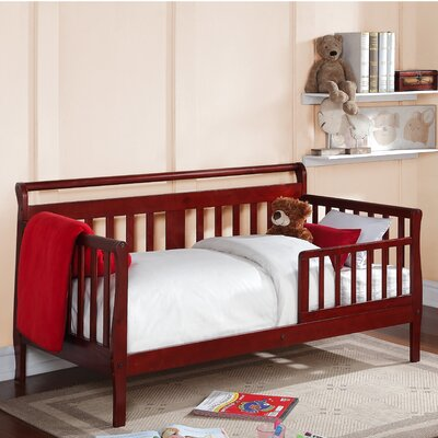 Dorel Living Toddler Daybed in Cherry WM6238