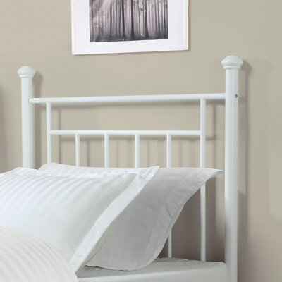 Twin Slat Headboard