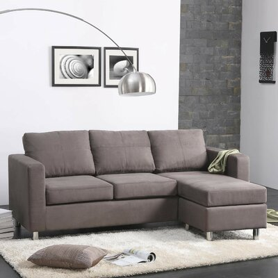 Small Spaces Right Hand Facing Sectional